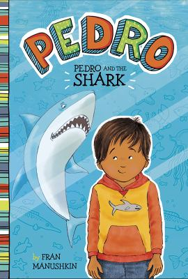 Pedro and the Shark image cover