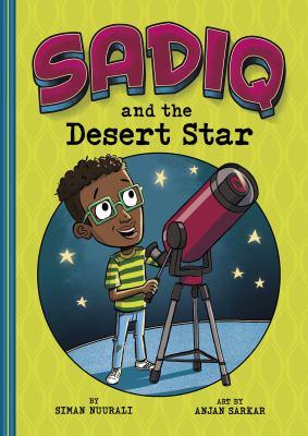 Sadiq and the Desert Star image cover