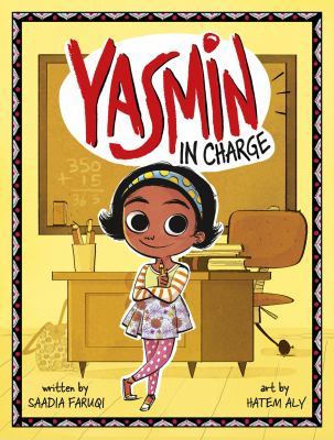 Yasmin in Charge image cover