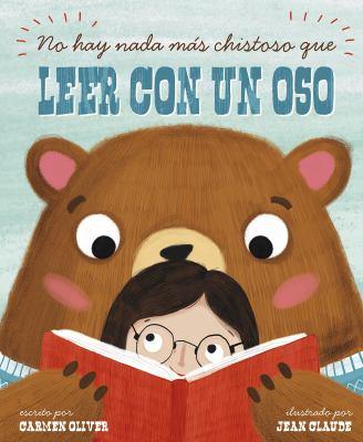 No hay nada más chistoso que leer con un oso image cover