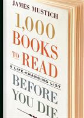 1001 books you must read before you die image cover