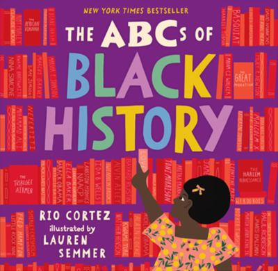 The ABCs of Black History image cover