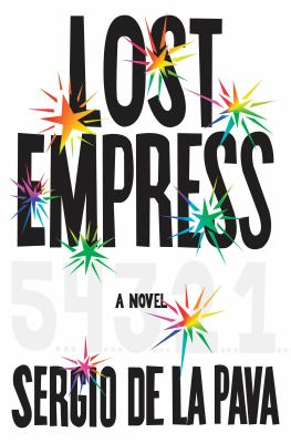 Lost Empress : (a protest) image cover