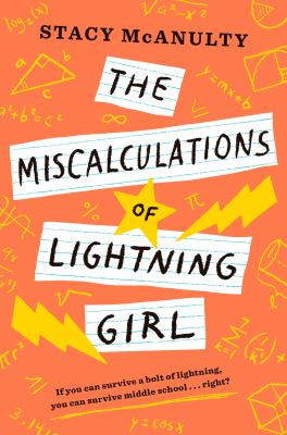 The Miscalculations of Lightning Girl image cover