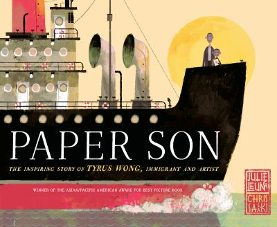 Paper Son: The Inspiring Story of Tyrus Wong, Immigrant and Artist image cover