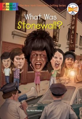 What was Stonewall? image cover