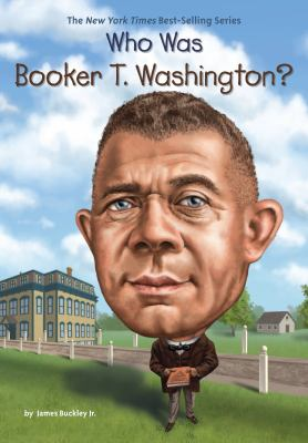 Who was Booker T. Washington? image cover