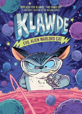 Klawde: Evil Alien Warlord Cat image cover