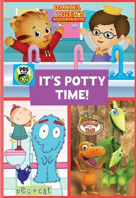 It's potty time! image cover