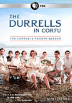 The Durrells in Corfu. The complete fourth season image cover