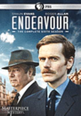 Endeavour. The Complete Sixth Season image cover