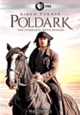 Poldark. The complete fifth season image cover