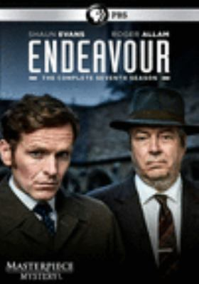 Endeavour. The Complete Seventh Season image cover