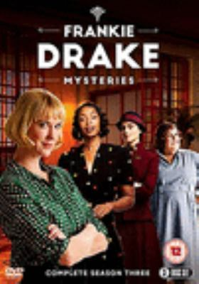 Frankie Drake Mysteries. The Complete Third Season image cover