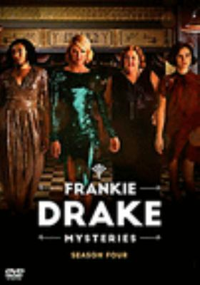 Frankie Drake mysteries. The complete fourth season image cover