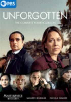 Unforgotten. The complete fourth season image cover