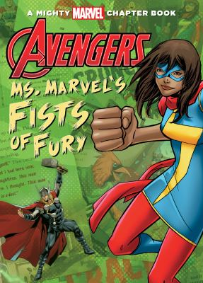 Ms. Marvel's Fists of Fury  image cover