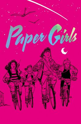 Paper Girls. Book one image cover