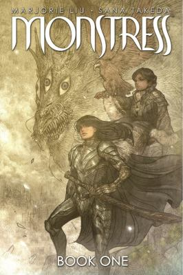 Monstress image cover