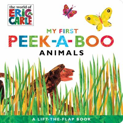 My First Peek-a-boo : Animals  image cover