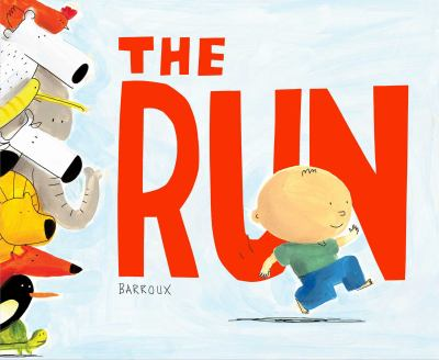 The run image cover