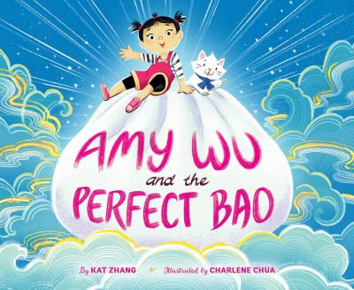 Amy Wu and the perfect bao image cover