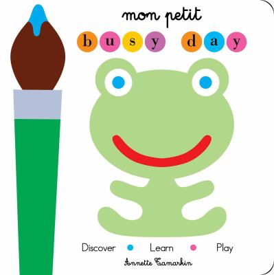 Mon petit Busy Day image cover