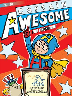 Captain Awesome for President image cover