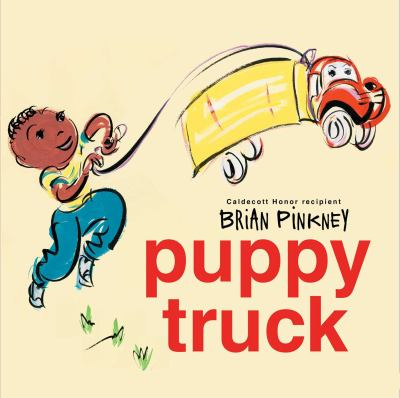 Puppy Truck image cover