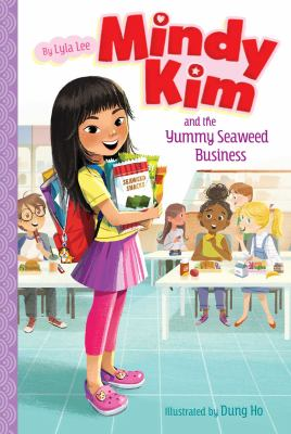 Mindy Kim and the yummy seaweed business image cover