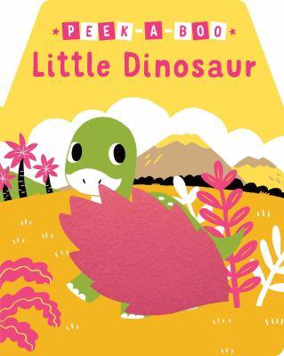 Peek-a-boo Little Dinosaur image cover
