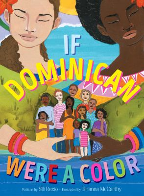 If Dominican were a color image cover