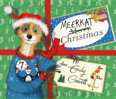 Meerkat Christmas image cover