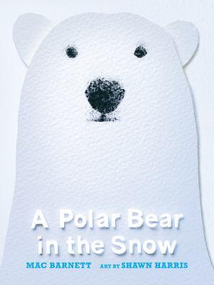A Polar Bear in the Snow image cover