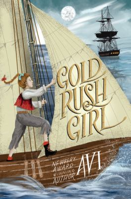 Gold rush girl image cover