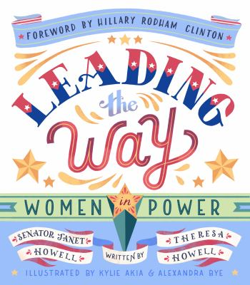 Leading the way : women in power image cover