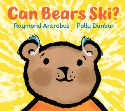 Can bears ski? image cover