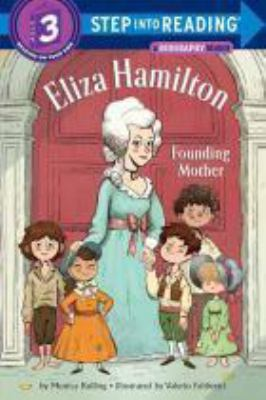 Eliza Hamilton: Founding Mother image cover