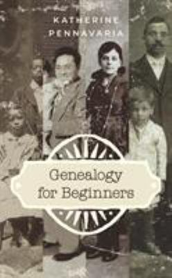 Genealogy for beginners image cover