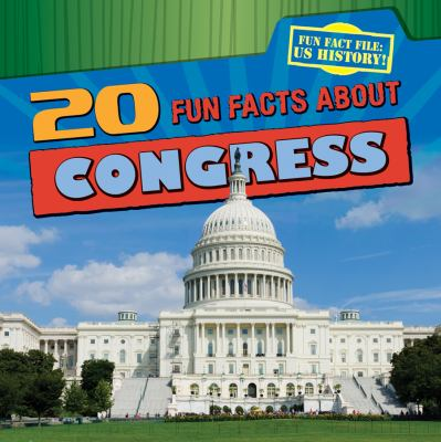 20 Fun Facts About Congress image cover