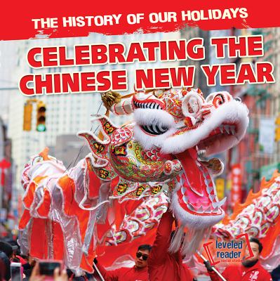 Celebrating the Chinese New Year image cover
