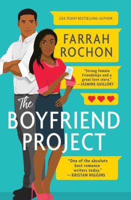 The Boyfriend Project image cover
