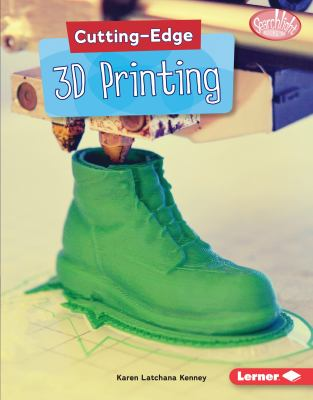 Cutting-edge 3D Printing image cover