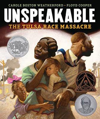 Unspeakable : the Tulsa Race Massacre image cover
