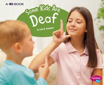 Some kids are deaf image cover