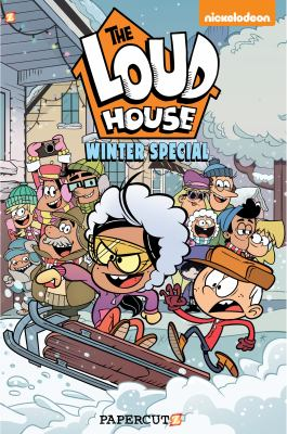 The Loud House: Winter Special image cover