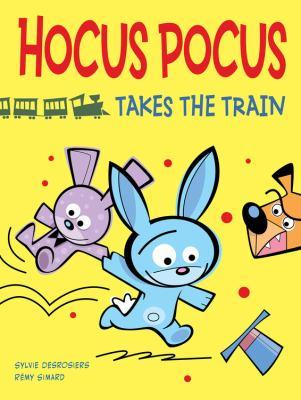 Hocus Pocus Takes the Train image cover