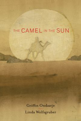 The camel in the sun image cover