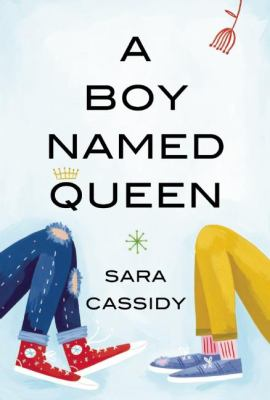 A Boy Named Queen image cover