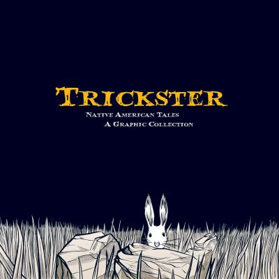 Trickster : Native American Tales  image cover
